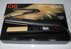 Chi Hair Straightening Iron